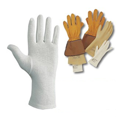 Guantes dielectricos Kit completo Clase IV 40 kilovoltios